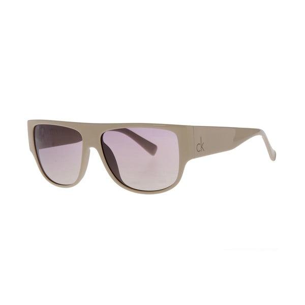 Męskie okulary przeciwsłoneczne Calvin Klein 300 Beige