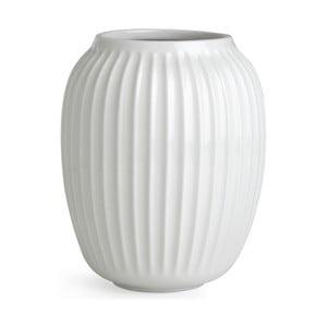 Biały duży wazon Kähler Design Hammershoi