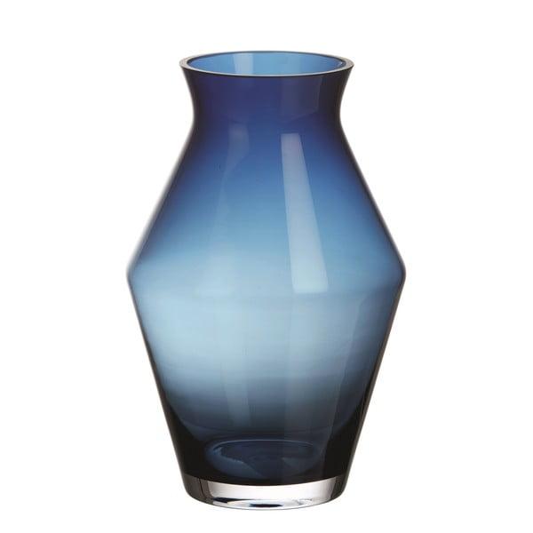 Wazon Glass Blue, 25 cm