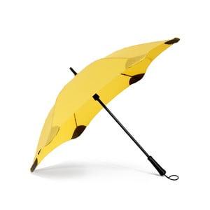Super wytrzymały parasol Blunt Lite 110 cm, żółty