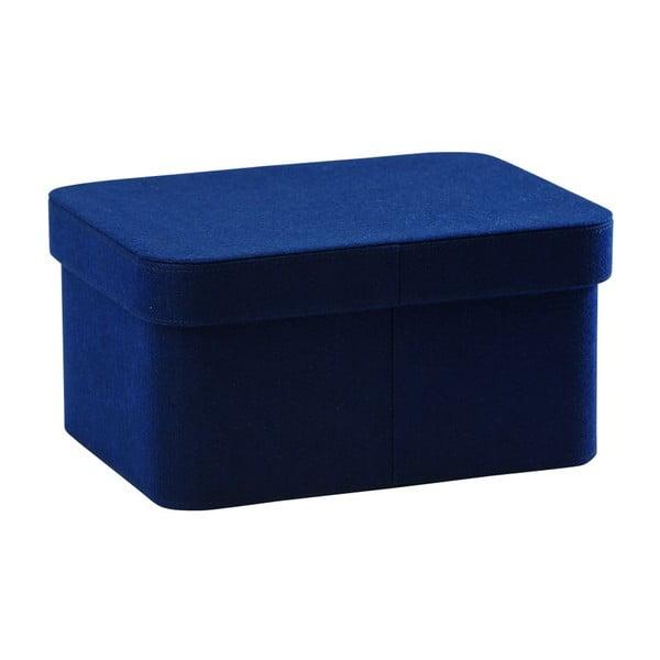 Pudełko Imago Navy, 30x15 cm