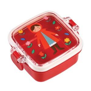 Małe pudełko śniadaniowe Czerwony Kapturek Rex London Red Riding Hood