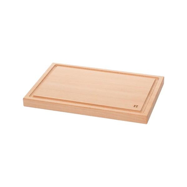 Drewniana deska do krojenia Sola Basic Wood, 30x20 cm