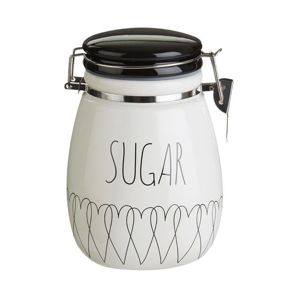 Pojemnik na cukier Premier Housewares Heartlines, 850 ml