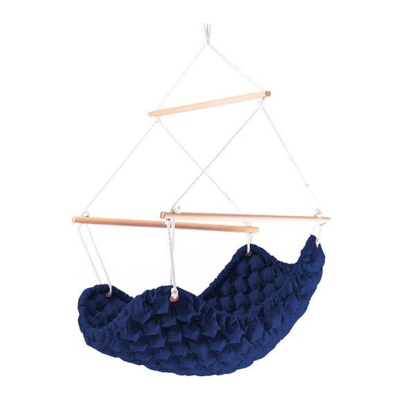 Fotel i huśtawka w jednym (do pokoju) Swingy In Mystic, morski
