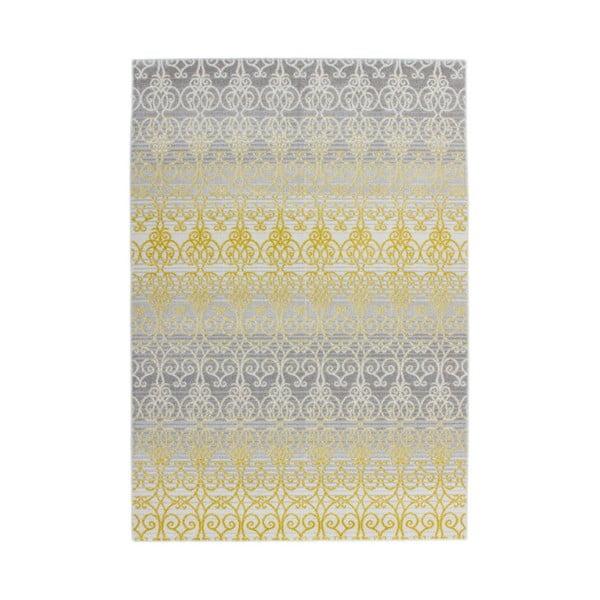 Dywan Kayoom Fusion 785 Yellow, 160x230 cm