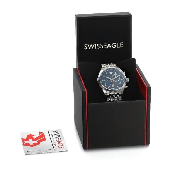Zegarek męski Swiss Eagle Mission SE-9060-33