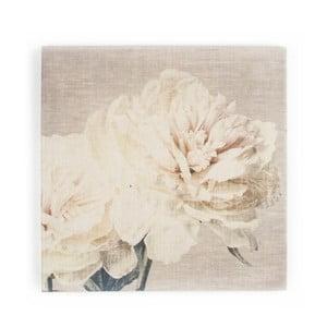 Obraz Graham & Brown Cream Petals, 60x60cm