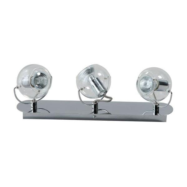 Lampa sufitowa Vetro Silver Trio