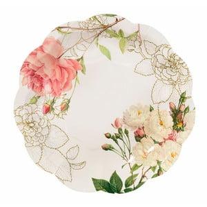 Zestaw 12 tacek papierowych Talking Tables Blossom