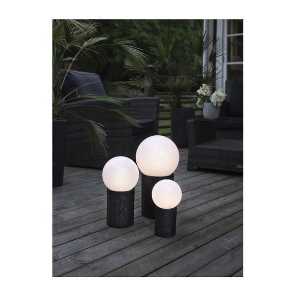 Solarna lampa ogrodowa LED Best Season Los Globes