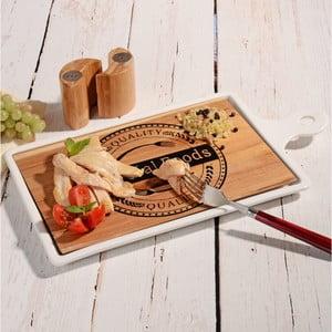 Bambusowa deska do serwowania Special Foods