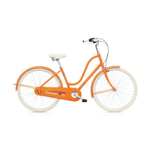 Rower damski Amsterdam Original 3i Orange