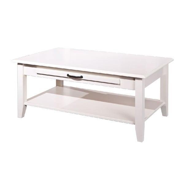 Biały stolik drewniany 13Casa Lossa