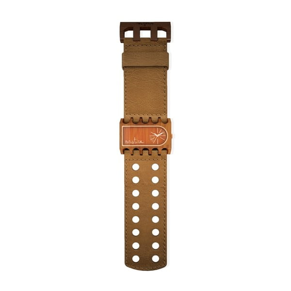 Zegarek Ferro Brown/Bamboo
