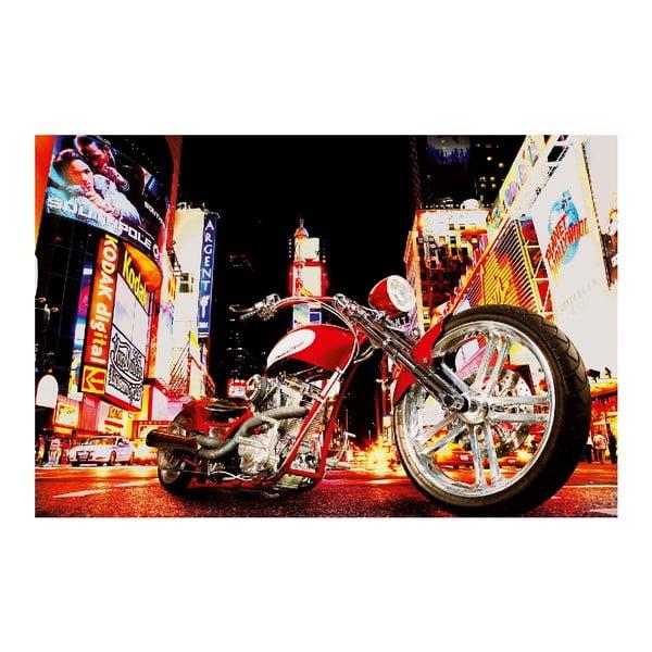 Plakat wielkoformatowy Midnight Rider, 175x115 cm