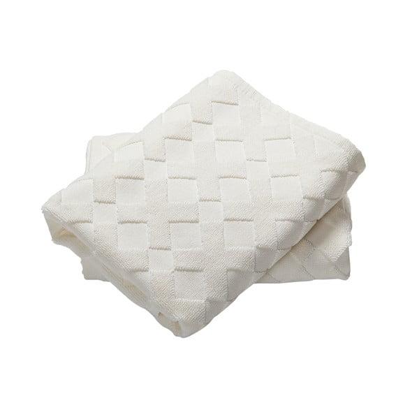 Ręcznik Cross White, 55x35 cm