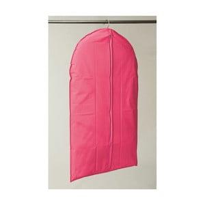 Pokrowiec na ubrania Compactor Garment Hot Pink, 100 cm