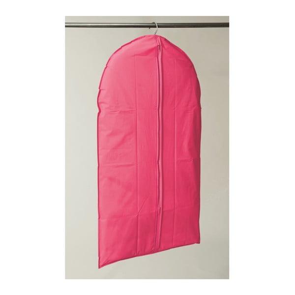 Pokrowiec na ubrania Compactor Garment Hot Pink, 137 cm