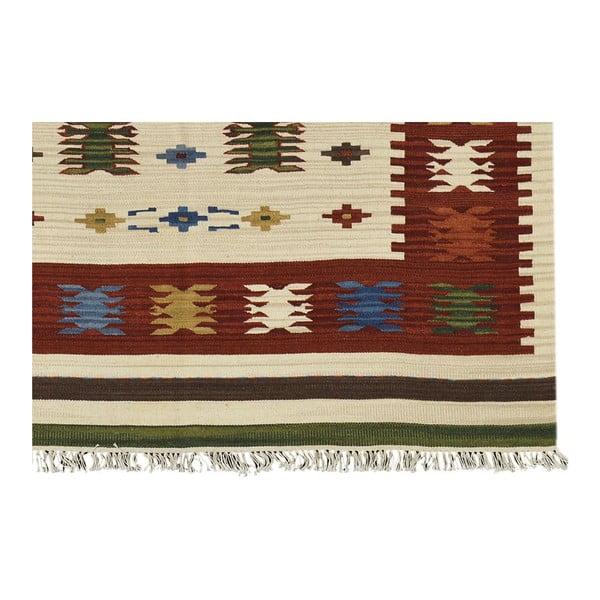 Ręcznie tkany dywan Kilim Classic AK02 Mix, 170x230 cm