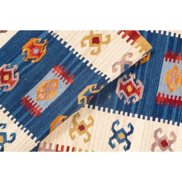 Dywan ręcznie tkany Kilim Dalush 605, 250x80 cm