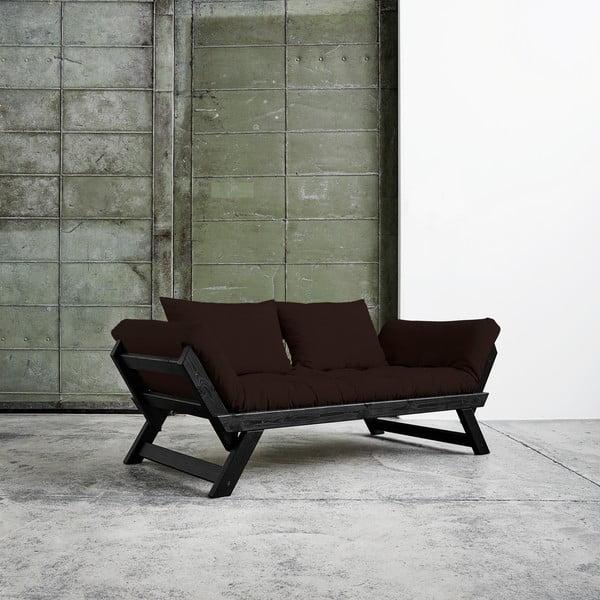 Sofa Karup Bebop Black/Brown