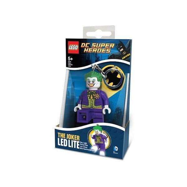 Świecąca figurka/breloczek LEGO® DC Super Heroes Joker