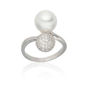 Pierścionek   z perłą Pearls of London Queen, rozmiar 60