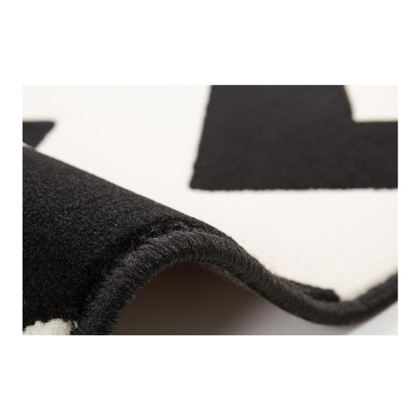 Dywan Maroc 2085 Black, 80x150 cm