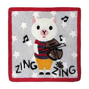 Dywan dziecięcy Nattiot Zinz Zing, 70x70 cm