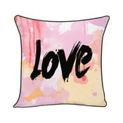 Poszewka na poduszkę Love I, 45x45 cm