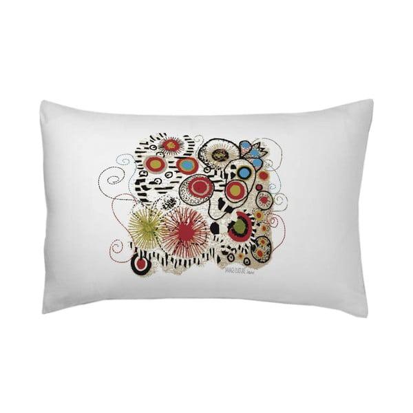 Poszewka na poduszkę Embro Rojo, 50x70 cm