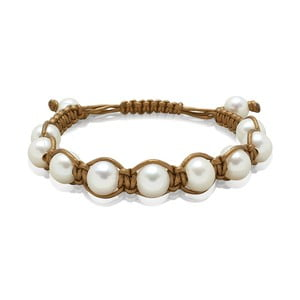 Bransoletka Pure Pearls Fresh Genuine Dark