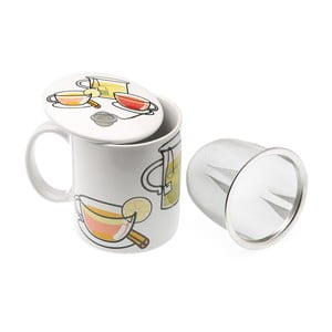 Kubek z sitkiem Passion Cup