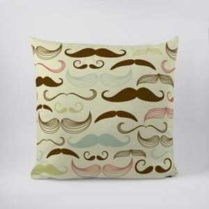 Poduszka Moustache King