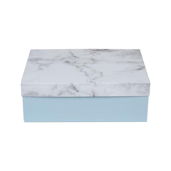Zestaw 3 pudełek Stockholm Marble