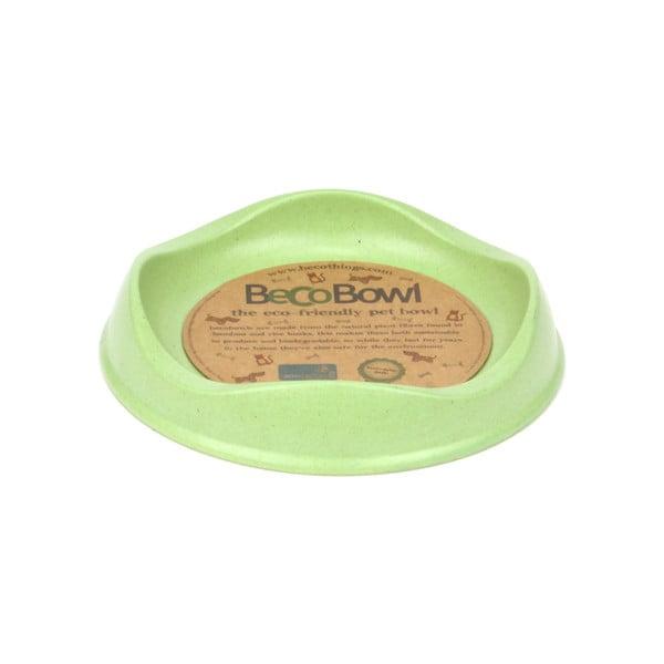 Miska dla kota Beco Bowl Cat, zielona