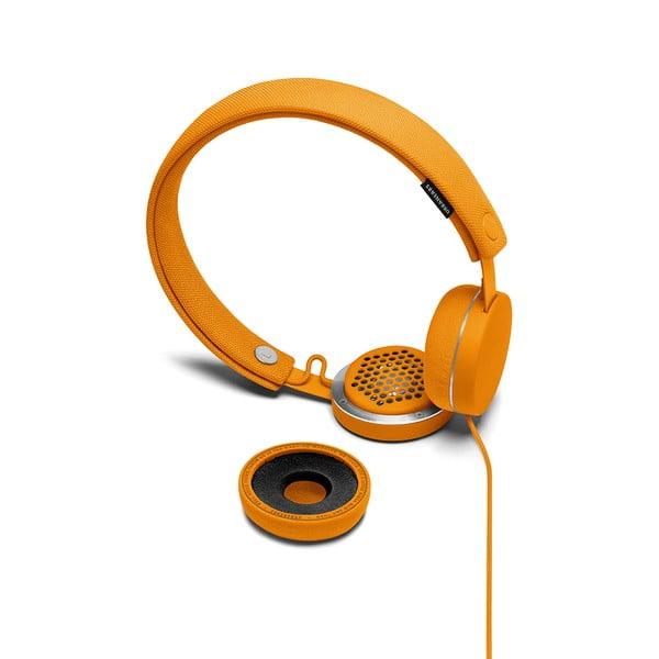Słuchawki Humlan Pumpkin, nadają się do prania