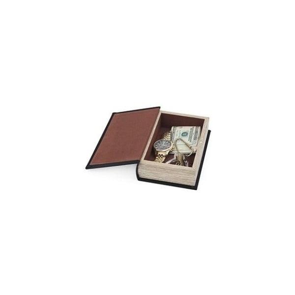 Pojemnik na skarby w kształcie książki Kikkerland Book