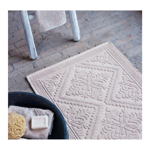 Dywanik łazienkowy Nepal Sand, 60x100 cm