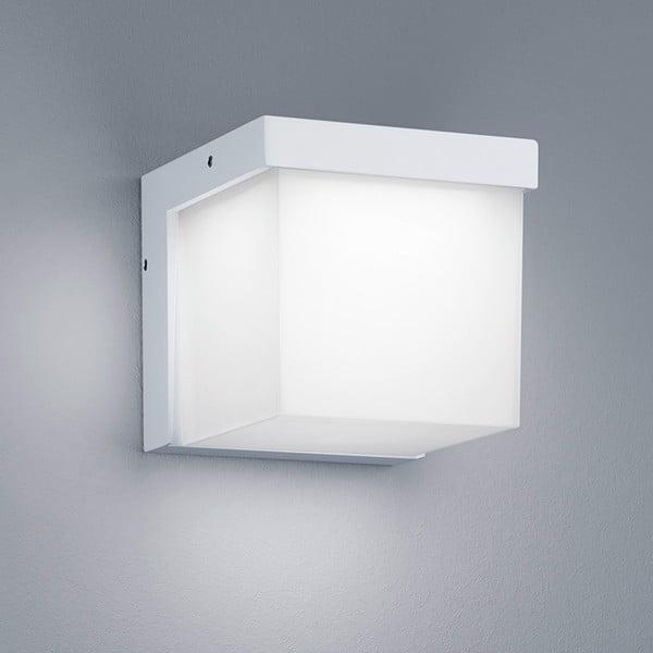 Kinkiet zewnętrzny Yangtze White, 12 cm