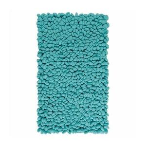 Dywanik łazienkowy Bodhi Blue Lagoon, 70x120 cm