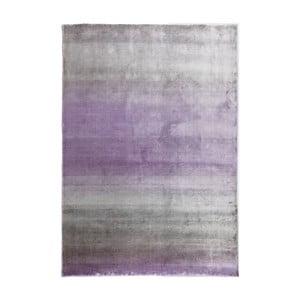 Fioletowo-szary dywan Linie Design Grace, 200x300 cm