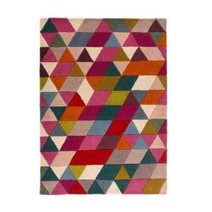 Dywan wełniany Flair Rugs Illusion Prism, 160x220 cm