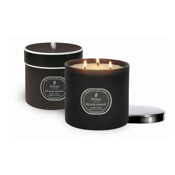 Świeczka  Magic Candles, Bergamot Rose, 80 godzin palenia