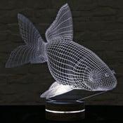 Lampa 3D stołowa Fish Joe