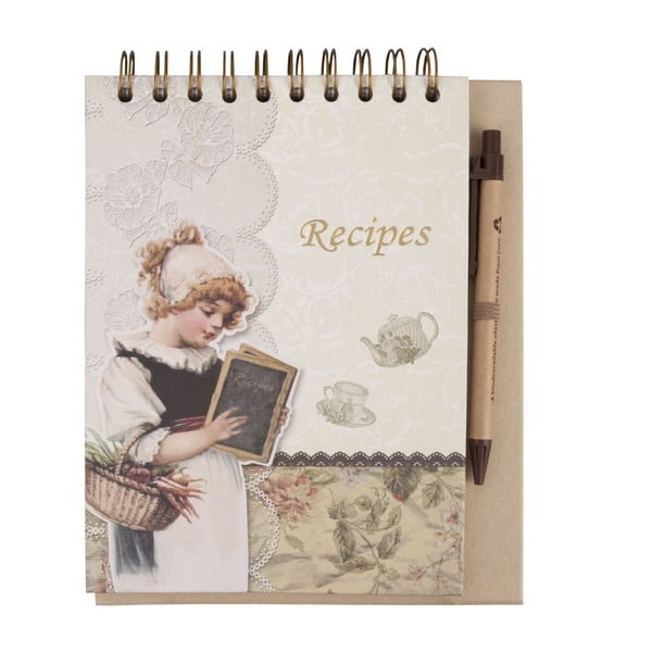 Notes na przepisy Clayre Recipes