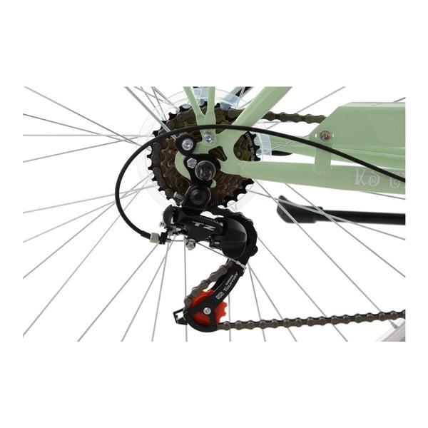 """Rower City Bike Casino Green 28"""", wysokość ramy 48 cm, 6 biegów"""