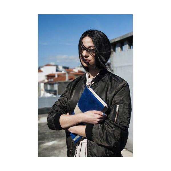 Skórzana kopertówka dwustronna Maria Maleta Ocaso