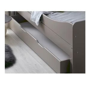 Jasnobeżowa szuflada pod łóżko dziecięce JUNIOR Provence Féroe